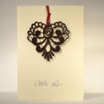 Lace Love Card
