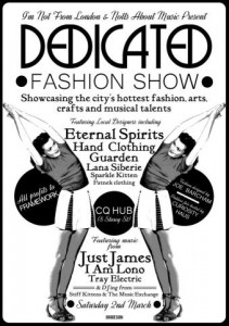 Dedicated Fashion event