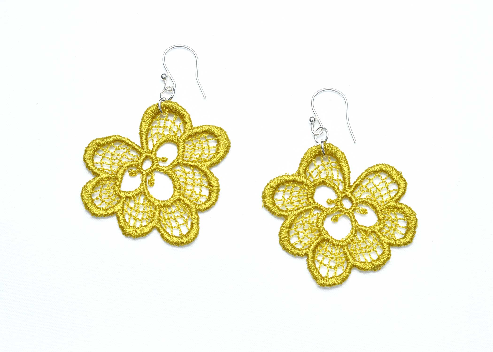Lace-Earring-E3-Lime