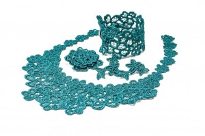 Heritage Collection Lace Jewellery