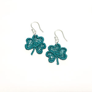 Flash Sale Trefoil Earring E2