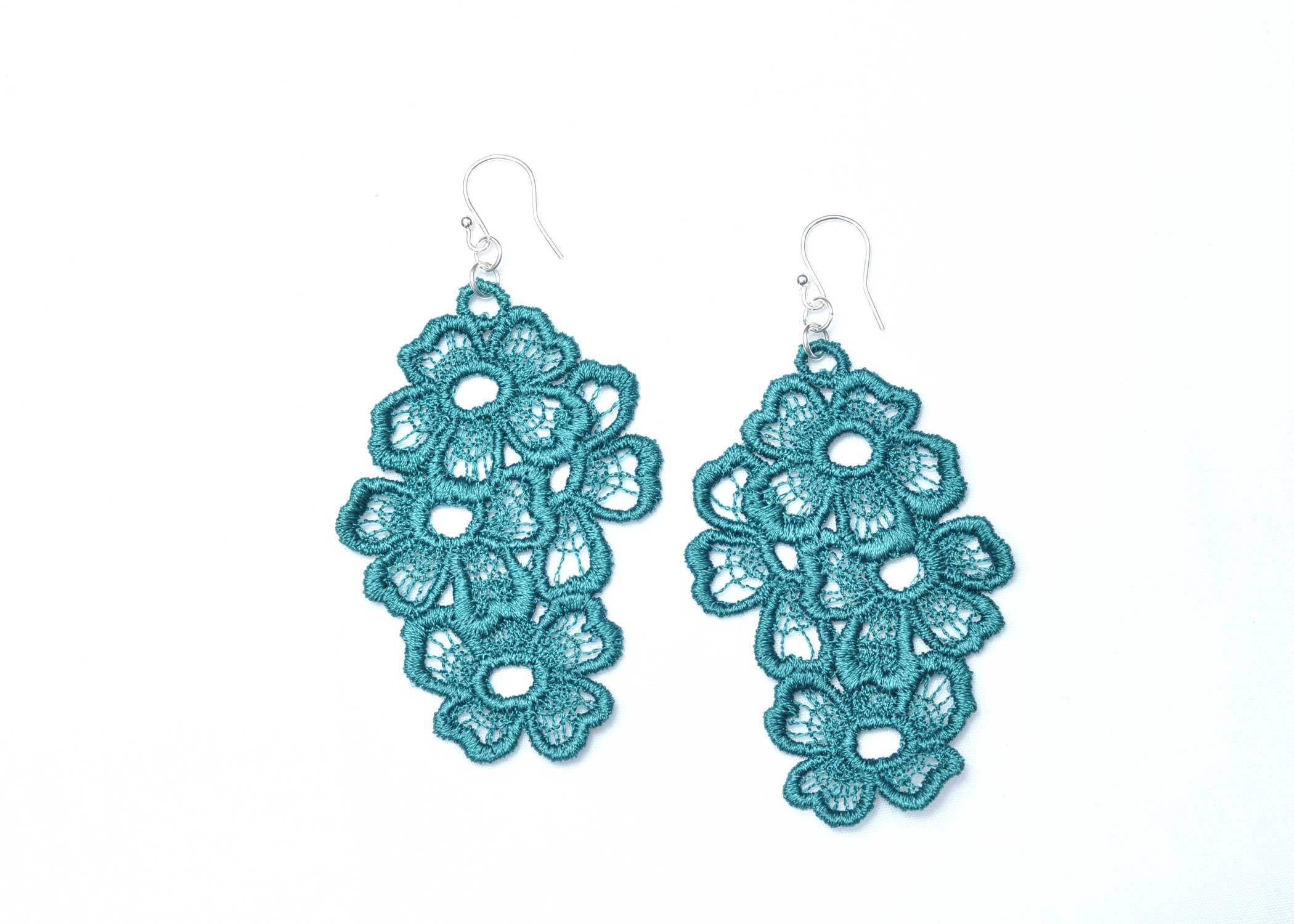 Lace-Earring-E11-Emerald