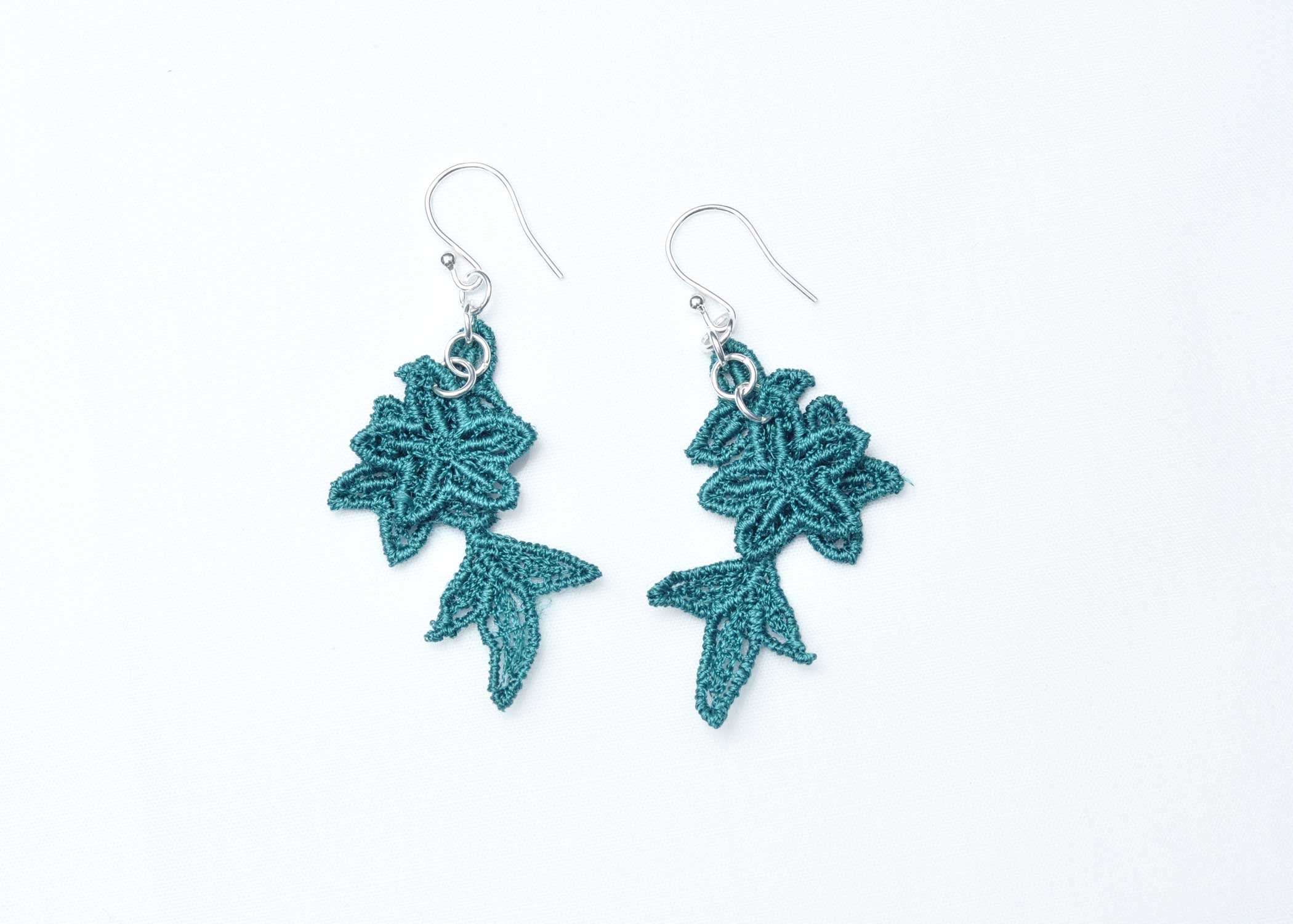Lace-Earring-E8-Emerald