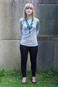 JC Middlebrook Lace Necklace