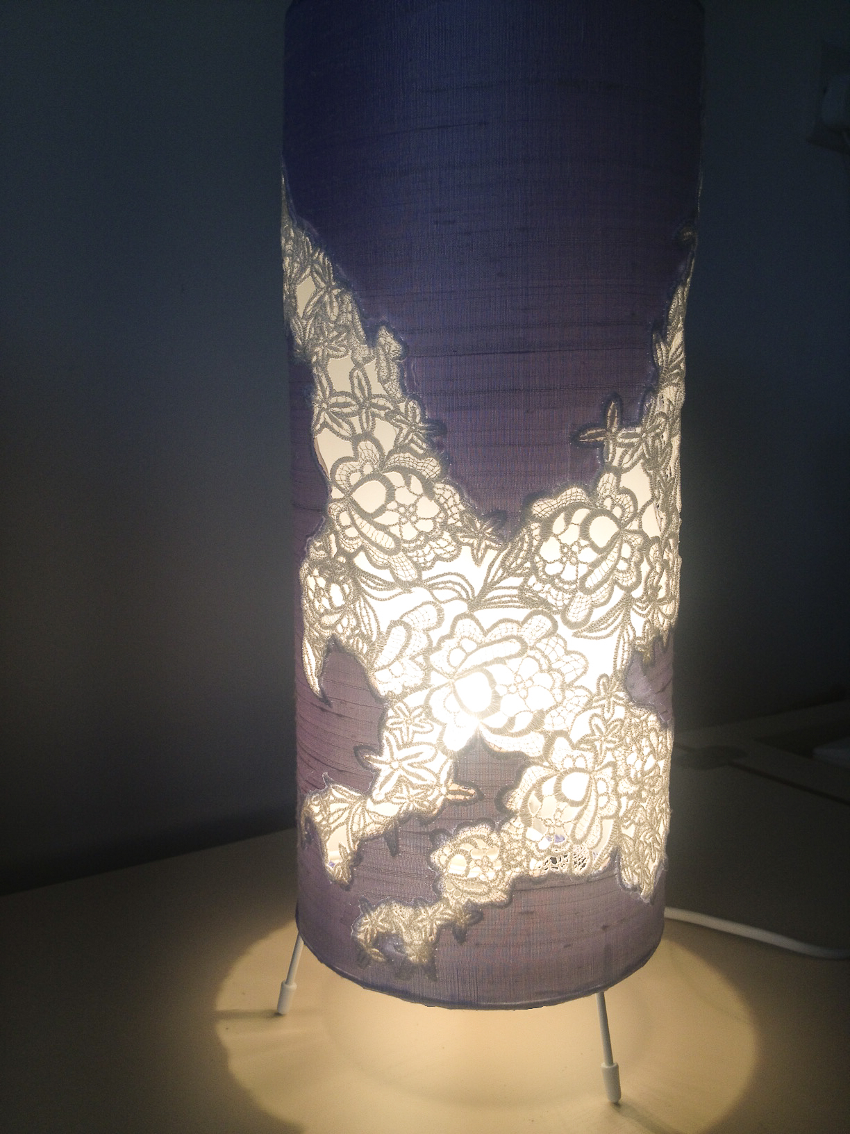 Lighting Lace
