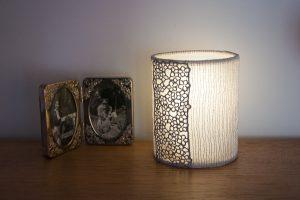 JC Middlebrook Lace Lantern Light