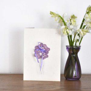 Lace Ornament Card