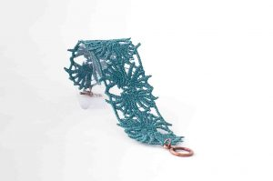 DH Lawrence Lace cuff