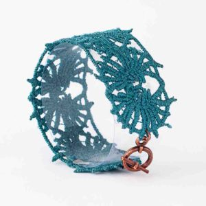 DH Lawrence Lace Cuff C11