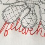 Lace motif design