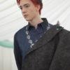Lace skulls necklace catwalk image