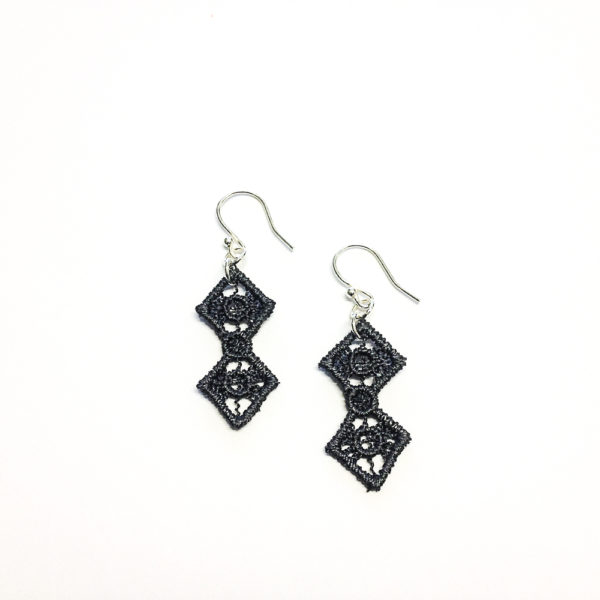 Sunrise Lace Earrings