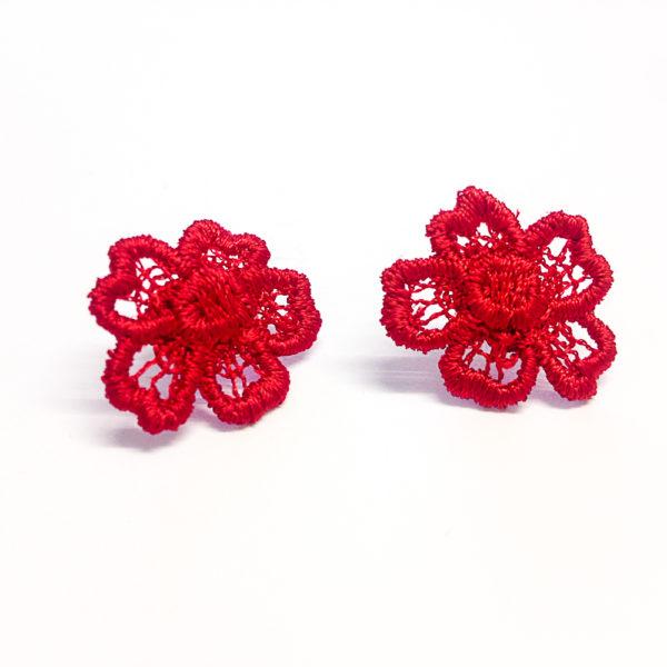 Daisy Dreamer Lace Earrings